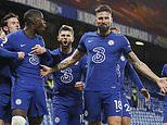 PLAYER RATINGS: Olivier Giroud scores again as Chelsea beat Leeds to go top of the Premier League