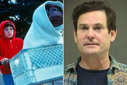 Henry Thomas who played Elliott in 'E.T. the Extra-Terrestrial' arrested for DUI after passing out at wheel