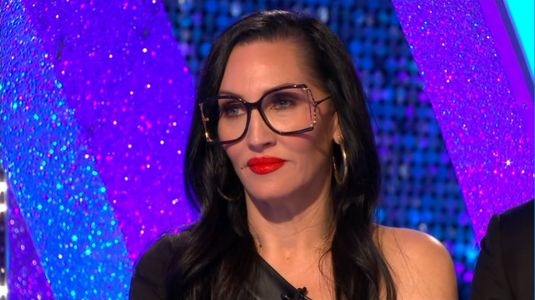 Michelle Visage tears up on Strictly It Takes Two as she gets fierce to defend routine