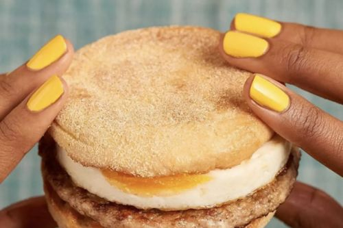 McDonald's share Sausage and Egg McMuffin recipe so now you can make it at home