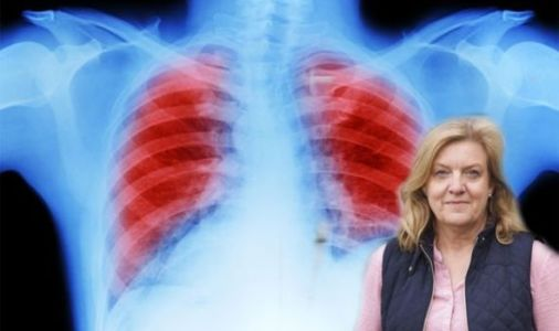 Charlotte Smith health: 'I went into shock' - Presenter discusses lung disease diagnosis