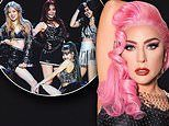 Lady Gaga teams up with K-pop stars Blackpink for the sugary sweet dance track Sour Candy