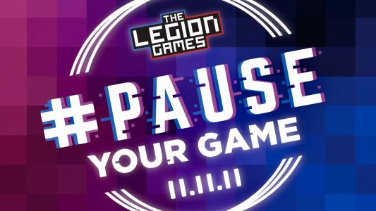 The Legion Games announces PauseYourGame with week of streams, giveaways, more