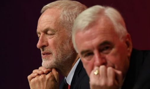 Jeremy Corbyn sends Labour MPs to despair as Brexit dithering is 'slow moving car crash'