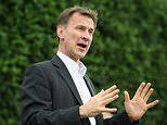 Coronavirus pandemic must not be used as excuse to delay social care reform, Jeremy Hunt warns