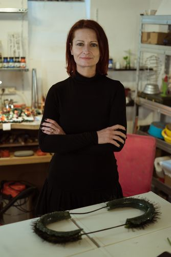 Why I Make: Jewellery in Romania with Cleopatra Cosulet