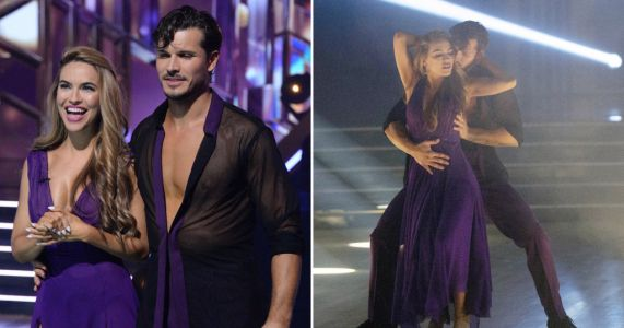 Chrishell Stause credits her late mother as she impresses with DWTS performance