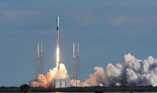 SpaceX set to launch up to 100 satellites into orbit onboard a Falcon 9