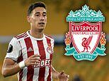 Liverpool pip Leicester to close in on £11m signing of Olympiakos left-back Kostas Tsimikas
