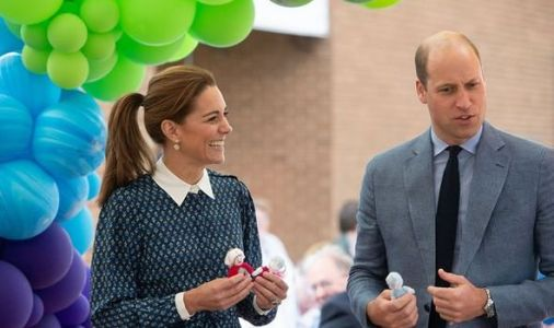 Kate Middleton and William had secret message hidden in both their outfits for NHS visit