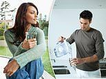 Better Health Victoria reveals the glasses of water you REALLY need per day