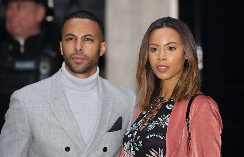 Rochelle Humes shows us how to cut men's hair with husband Marvin