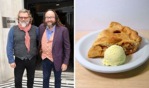 The Hairy Bikers: Television chefs share 'perfect' apple pie recipe - top tips