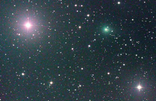 Observe Comet 2020 R4 as it wings its way towards Earth