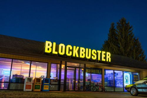 The last Blockbuster store has been turned into an Airbnb and you can book a stay for £3