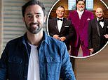 MasterChef judge Andy Allen reveals he and his co-stars were told to 'just be themselves'