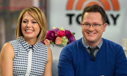 Today's Dylan Dreyer reveals unexpected detail from date night with husband