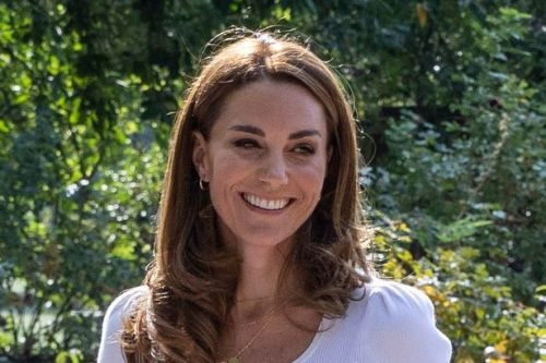 Kate Middleton wears new necklace that has sweet tribute to her three children