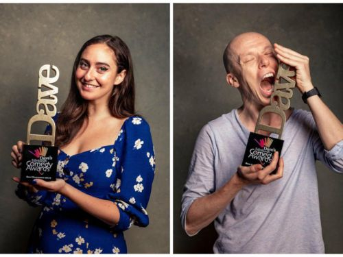 Edinburgh Comedy Awards: Merseyside comic scoops top prize at prestigious Fringe awards ceremony