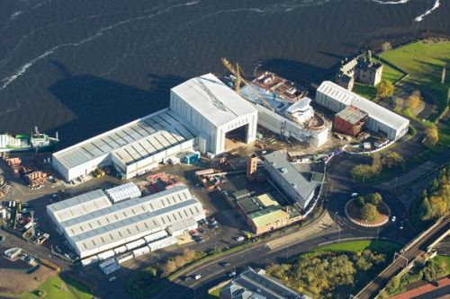 Scottish Government lost £35m following collapse of shipbuilding yard