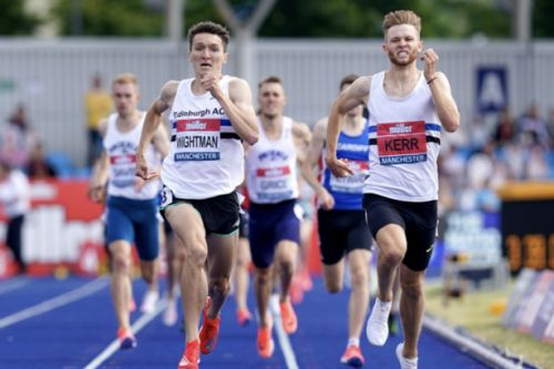 Childhood pals set for Olympics showdown as middle distance runners go for gold