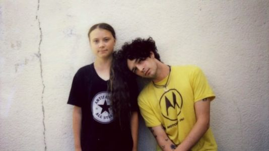 Greta Thunberg Features on the The 1975's Just-Released New Song