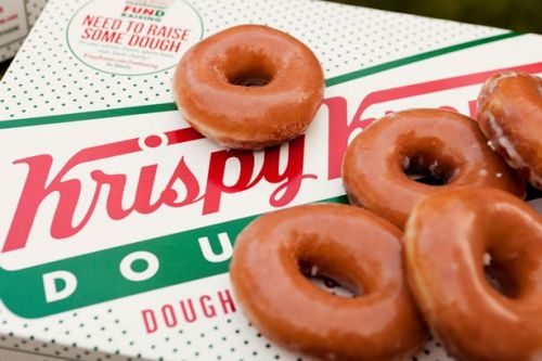 Krispy Kreme offer 50% off food and drink as part of Eat Out scheme from today