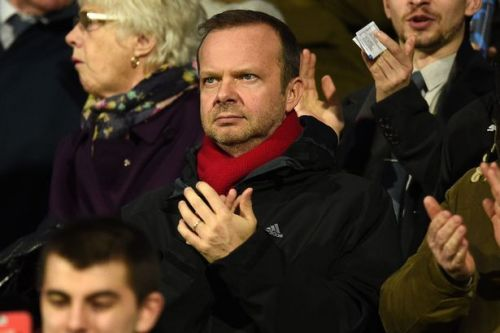 Man Utd chief Ed Woodward 'close to appointing' new director of football