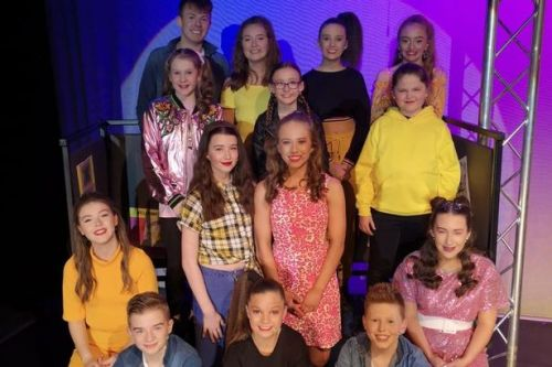 Talented youngsters dazzle Airdrie town hall with latest stunning showcase