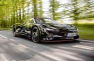 McLaren Speedtail 2020 UK review