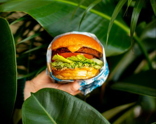 Vegan burgers are now outselling normal burgers at LEON