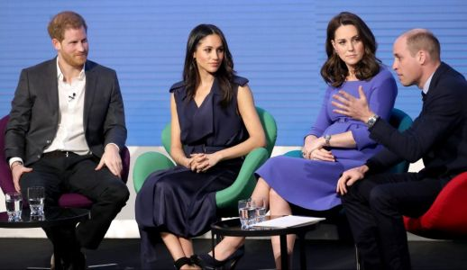 Meghan Markle and Prince Harry to split from joint charity with Kate Middleton and Prince William