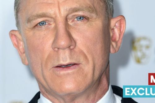 James Bond star Daniel Craig is so soft he weeps at puppies on TV adverts