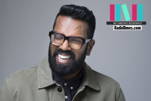 My Fantasy Bookshelf: Romesh Ranganathan shares the books which influenced his life and career