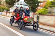 Vets in practice: London to Brighton in a 1904 Lanchester