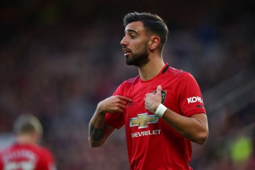 Bruno Fernandes selects which Man Utd teammate he would self-isolate with