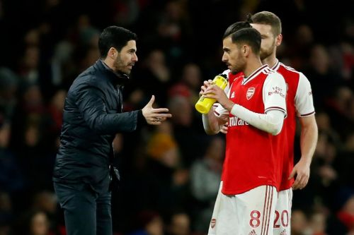 Mikel Arteta discusses chances of Ceballos & Ozil continuing to play together following Newcastle win