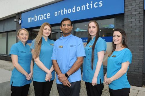 Lie back and watch your favourite film as M-Brace Orthodontics uses latest technology to help patients