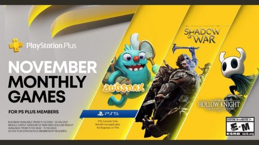 PS Plus November free games include first ever PS5 game and the PS Plus Collection