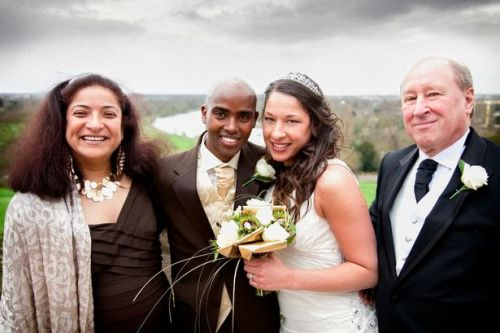 Mo Farah and wife's love against odds - school crush, rejection & chance reunion