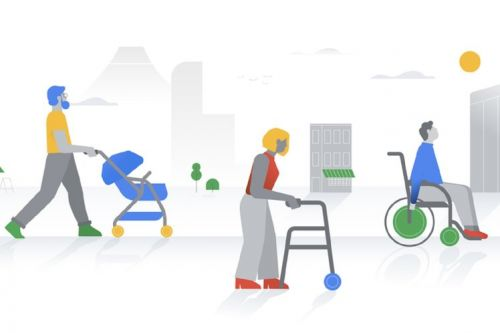 Google Maps update is making it easier for wheelchair users to spot accessible locations