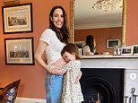 TV presenter Louise Roe announces she's expecting her second child