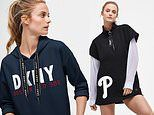 Sports Illustrated Swimsuit model Kate Bock stars in new campaign for DKNY x MLB