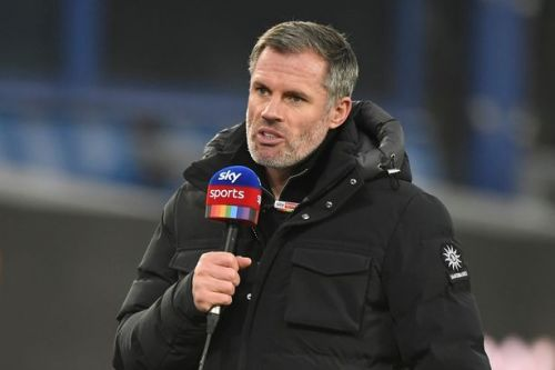 Carragher responds to claim Man City want to swap Sterling for Kane