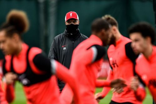 5 talking points from Liverpool training ahead of Ajax Champions League fixture