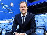 Petr Cech bizarrely named in Chelsea's squad for the Premier League season