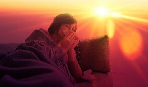 Vitamin D deficiency: Could a lack of the sunshine vitamin be causing your cold?