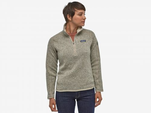 Patagonia's lightweight Better Sweater is a fan favorite for a reason - I've worn mine nearly everywhere over the last 3 years and it still looks new