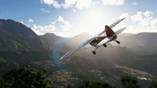 Microsoft Flight Simulator Xbox Series X review - you can see your house from here