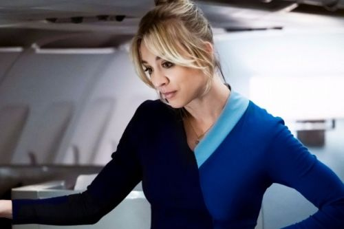 When is The Flight Attendant release date? Cast and trailer for Kaley Cuoco thriller